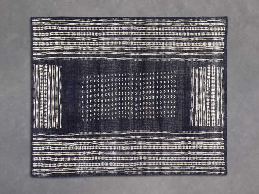 6' x 9' Wellgate Handknotted Rug, slide 2 of 7