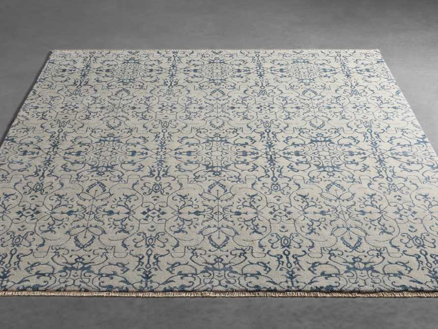 Emma 6'x 9' Hand Knotted Rug, slide 2 of 4