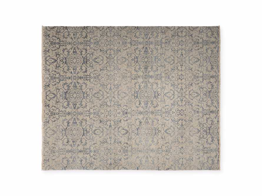 Emma 6'x 9' Hand Knotted Rug, slide 4 of 4