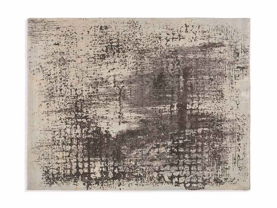 Azar 6' x 9' Hand-knotted Weave Rug, slide 2 of 4