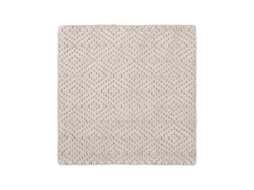 "Bella Hand Woven 18"" Rug Swatch, slide 1 of 1"