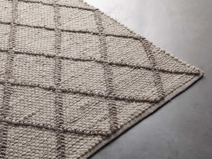 Canyon 9' x 12' Handwoven Rug in Mocha, slide 4 of 6