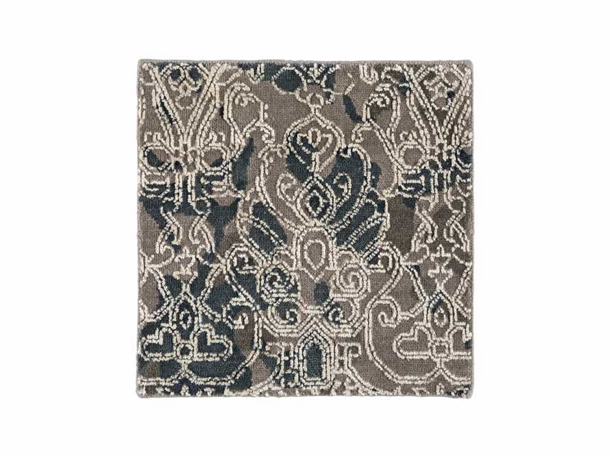 """Catalina Hand Knotted 18"""" Rug Swatch"""