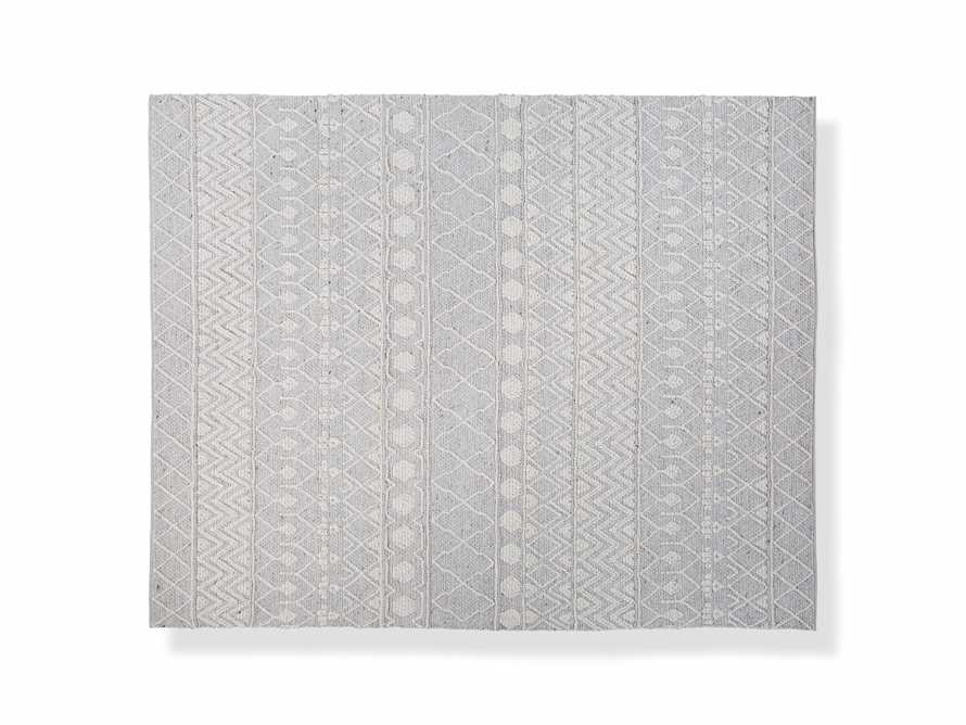 Shilo 6' x 9' Handwoven Rug in Ivory