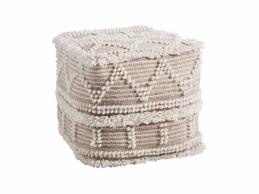 "Soray 16"" Pouf"