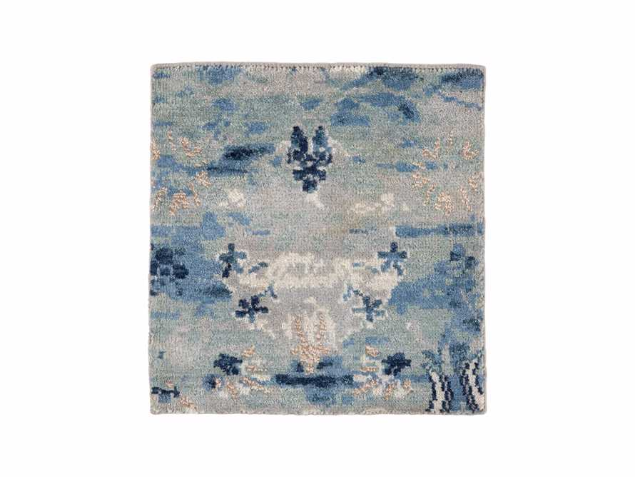 "Stinson Watercolor Rug 18"" Swatch"