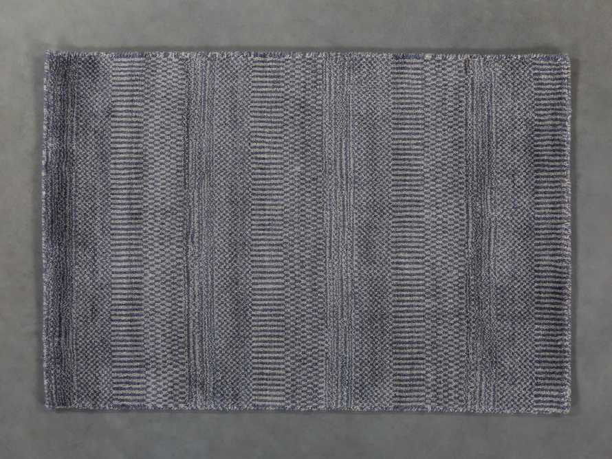 "Strada 18"" Hand Woven Rug Swatch, slide 1 of 1"