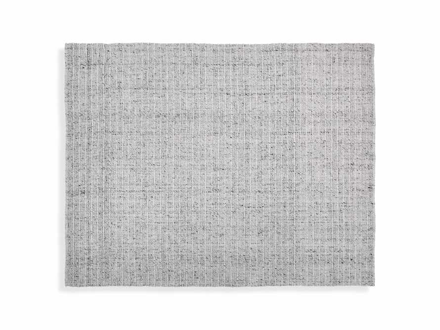 Valencia 10' x 14' Handwoven Rug in Ivory, slide 4 of 6