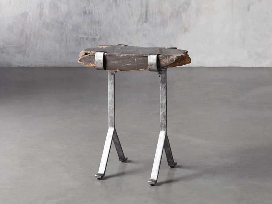 "15"" Saddle Table, slide 4 of 18"