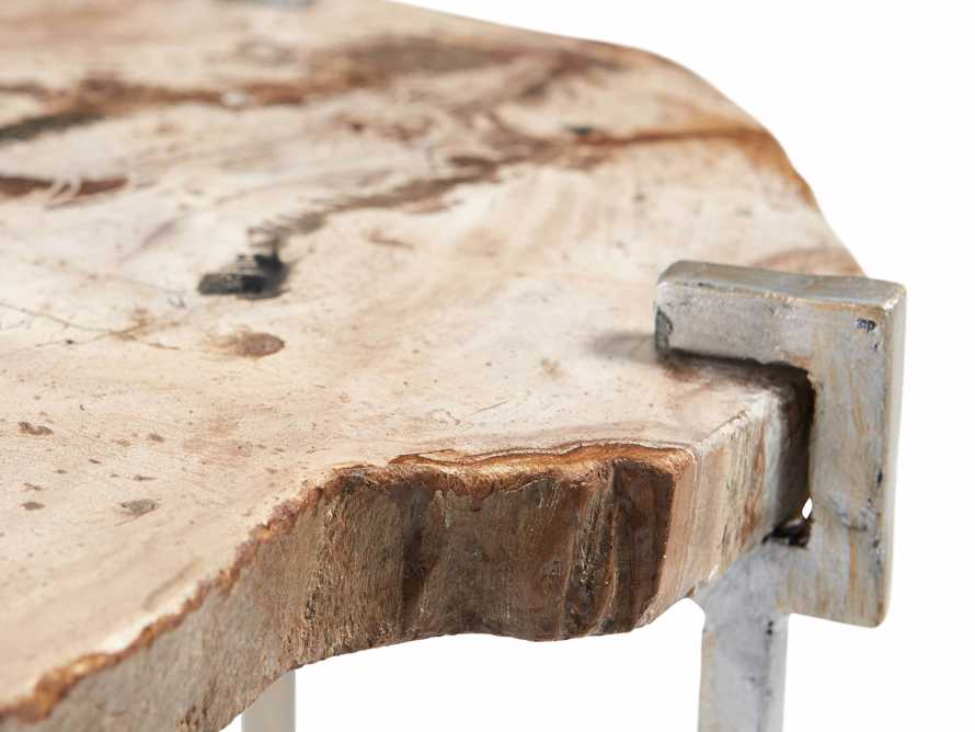 Petrified Accent Table, slide 4 of 12