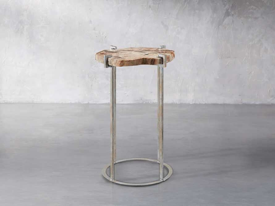 Petrified Accent Table, slide 2 of 12