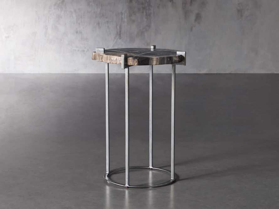 Petrified Accent Table, slide 1 of 12