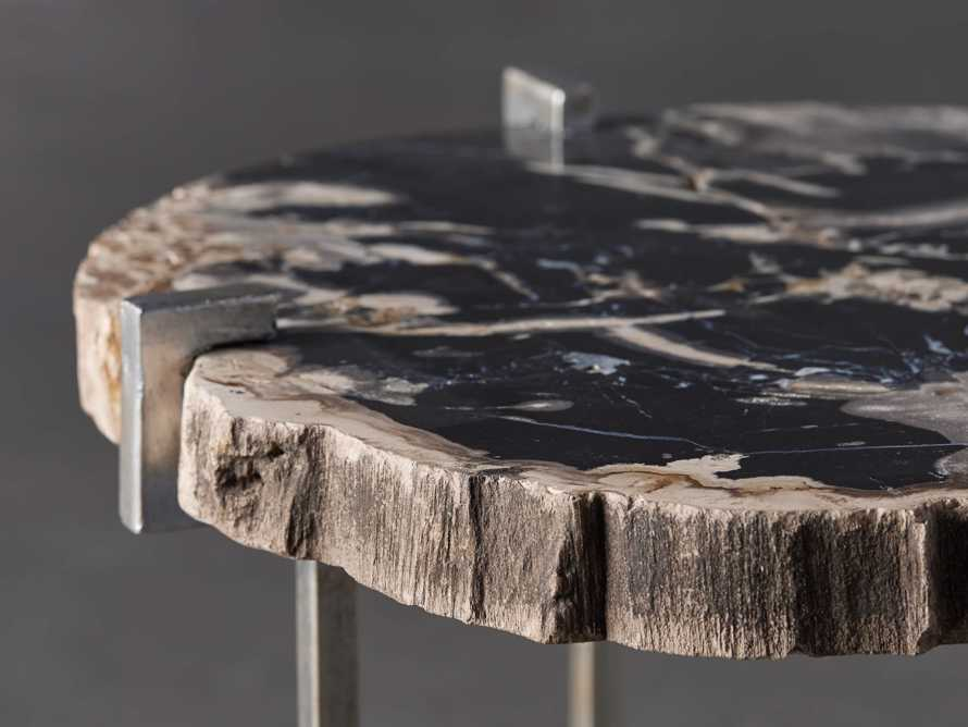Petrified Accent Table, slide 3 of 12