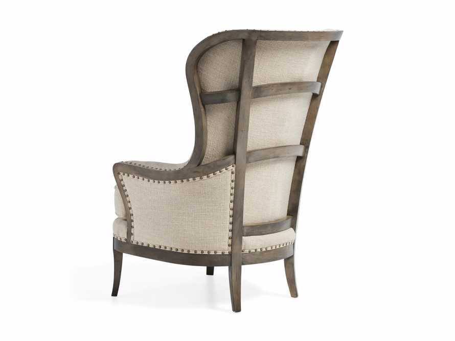 """Portsmouth 32"""" Upholstered Chair in 8402 Natural, slide 6 of 8"""