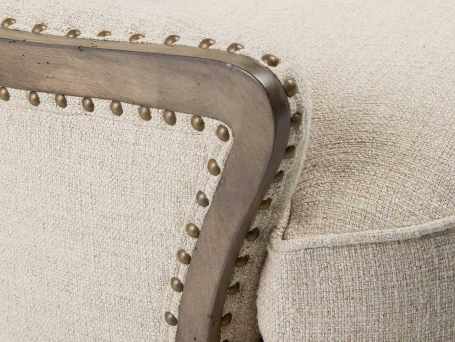 """Portsmouth 32"""" Upholstered Chair in 8402 Natural, slide 7 of 8"""