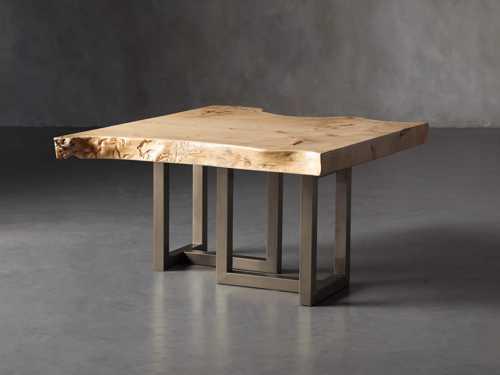 Wondrous Live Edge Tables Wood Slab Tables Arhaus Creativecarmelina Interior Chair Design Creativecarmelinacom