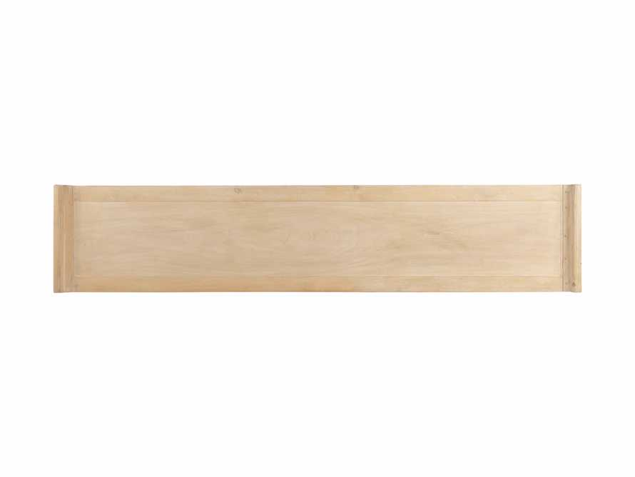 "Ming 86"" Altar Table in Natural Pine, slide 8 of 10"