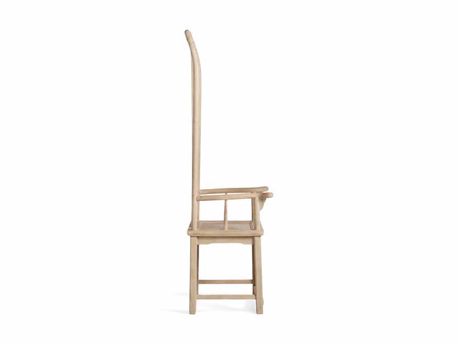 Ming Chair in Natural Pine, slide 10 of 10
