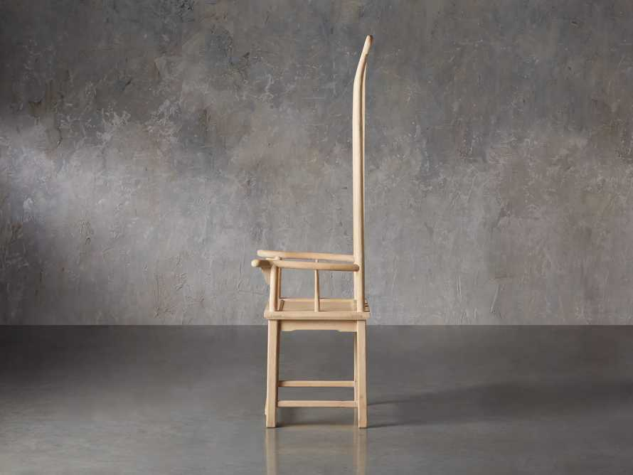 Ming Chair in Natural Pine, slide 4 of 10