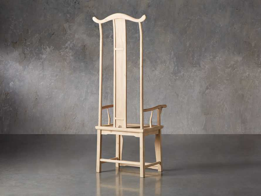 Ming Chair in Natural Pine, slide 5 of 10