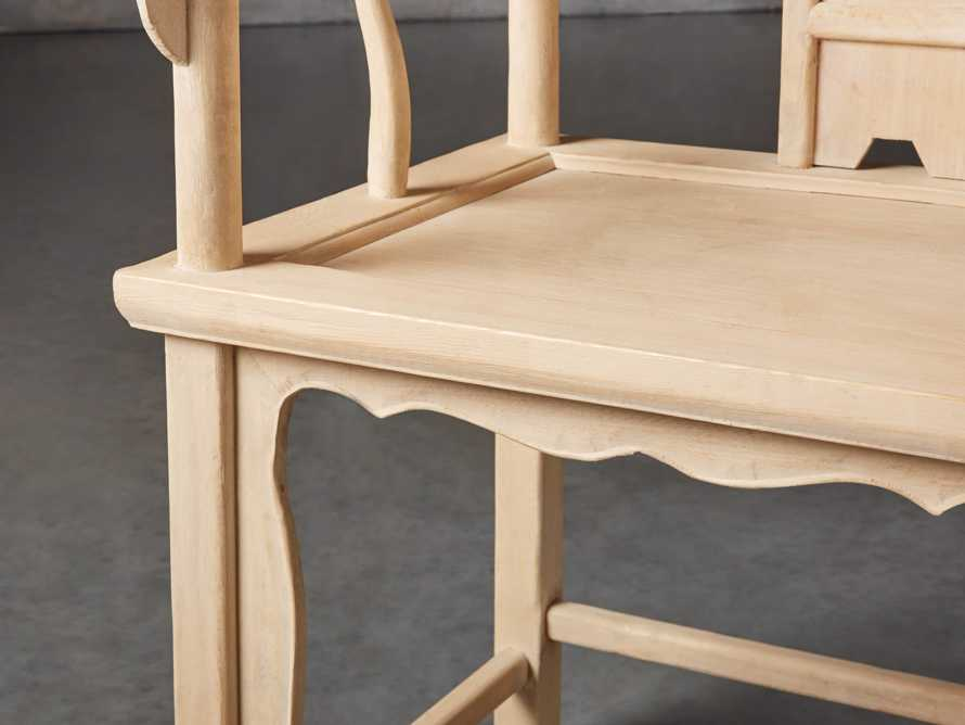 Ming Chair in Natural Pine, slide 7 of 10