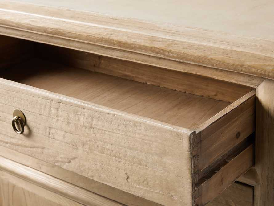 """Ming 36"""" Buffet in Natural, slide 6 of 10"""