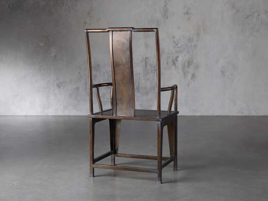 "Noble 27"" Writing Chair, slide 4 of 11"