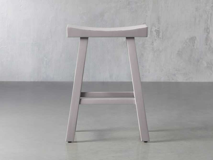 Pema Counter Stool in Margaret Grey