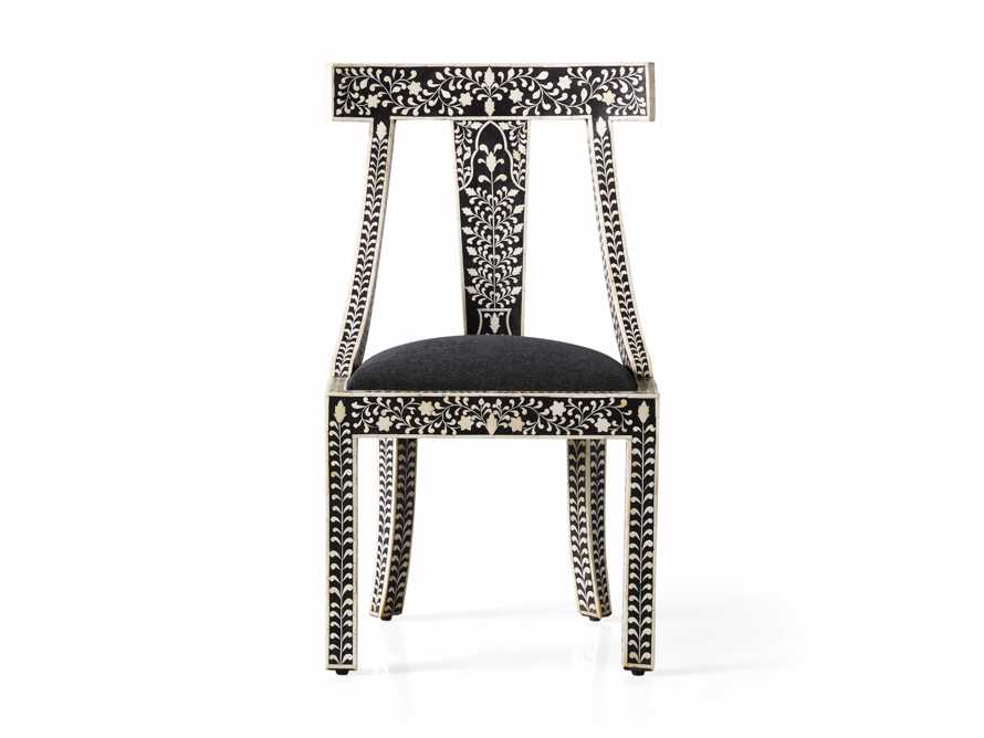 Pia Bone Inlay Chair, slide 7 of 8