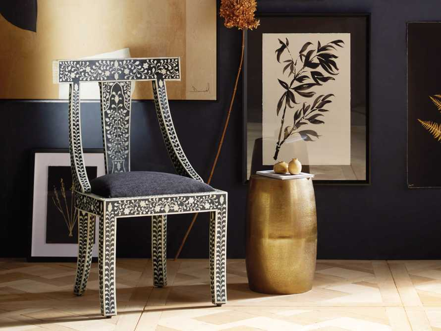 Pia Bone Inlay Chair, slide 1 of 8