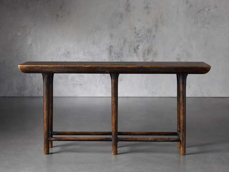 "Yasu 70"" Console Table, slide 1 of 10"