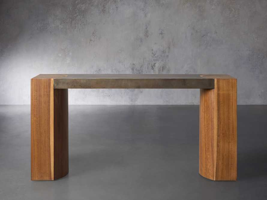 """Acacius 60"""" Console Table, slide 1 of 5"""