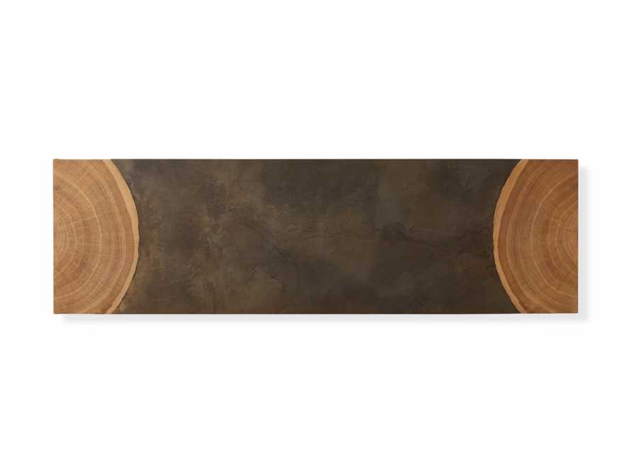 """Acacius 60"""" Console Table, slide 5 of 5"""