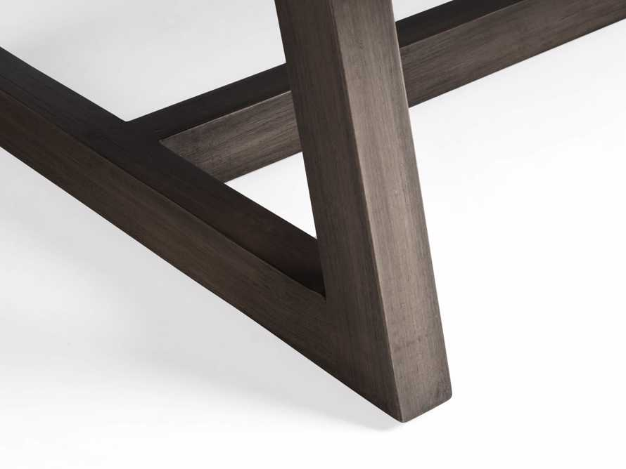 "Acero 59"" Coffee Table, slide 5 of 9"