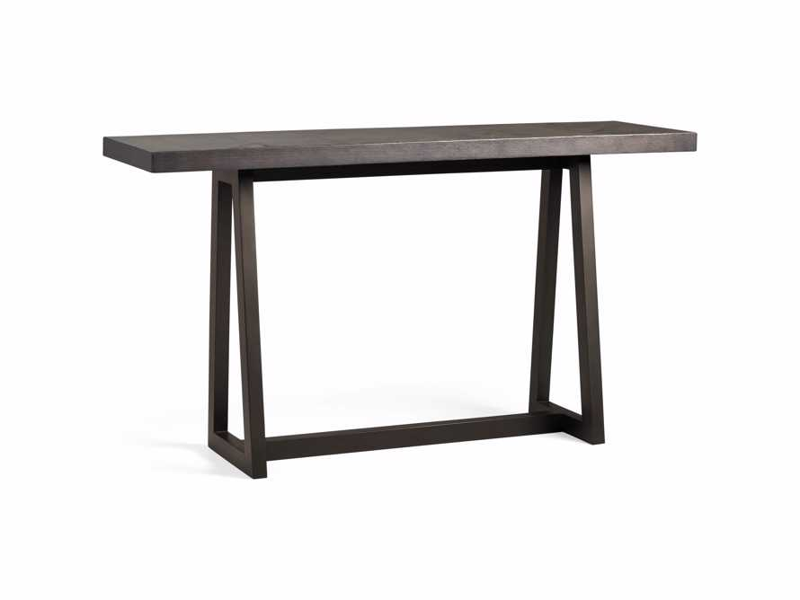 "Acero 56"" Console Table, slide 3 of 7"
