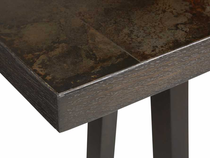 "Acero 56"" Console Table, slide 7 of 7"