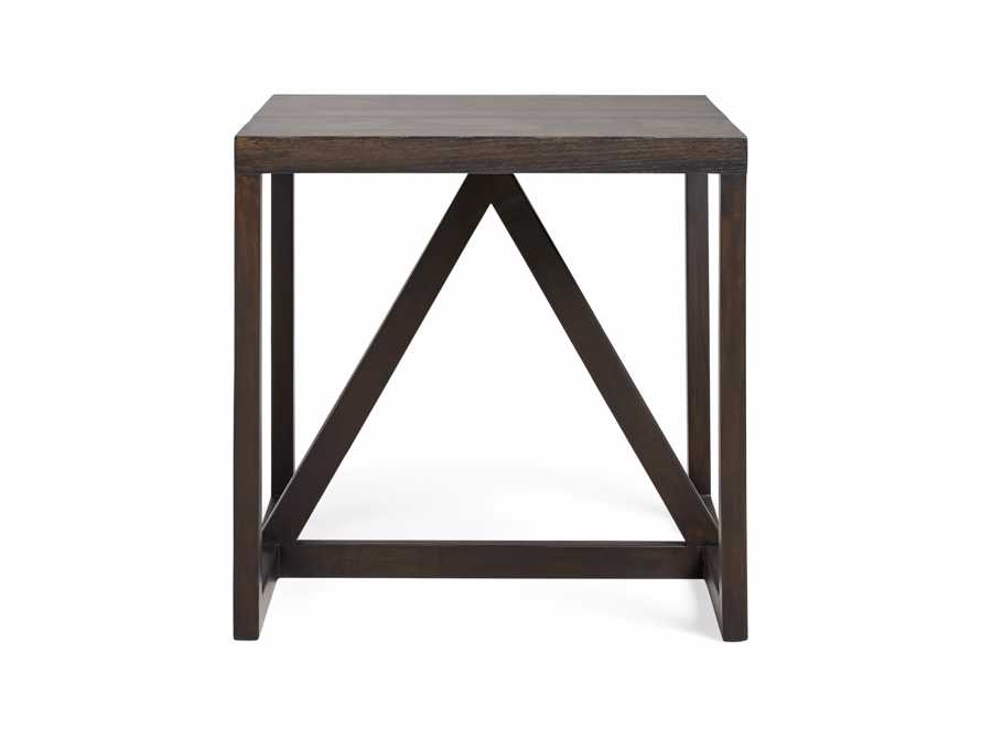 "Acero 24"" End Table, slide 2 of 7"
