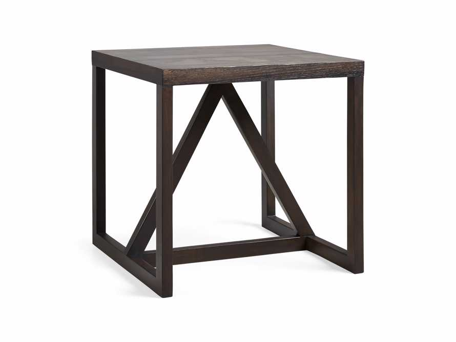 "Acero 24"" End Table, slide 3 of 7"