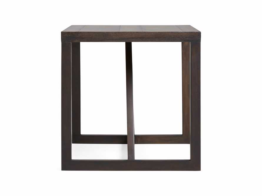 "Acero 24"" End Table, slide 4 of 7"