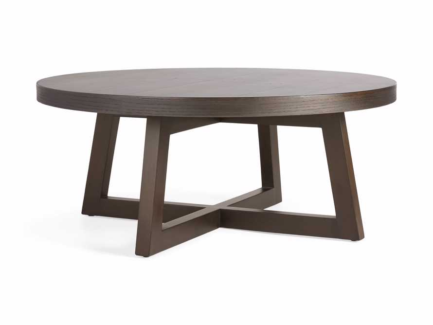"Acero 42"" Round Coffee Table, slide 6 of 7"