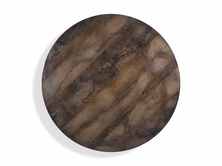 "Acero 42"" Round Coffee Table, slide 5 of 7"