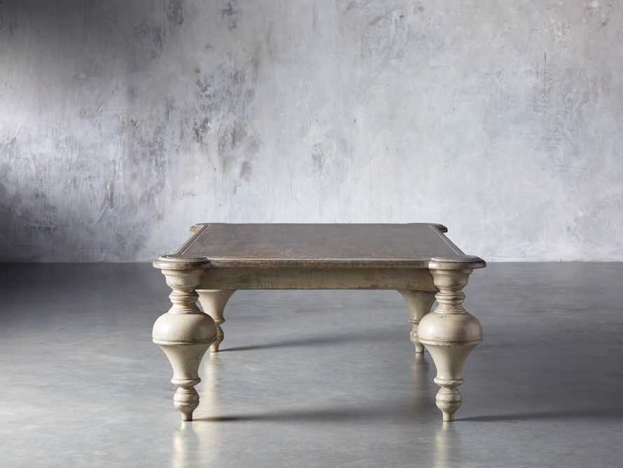 """Alessia Bell'Arte 51"""" Coffee Table, slide 4 of 7"""