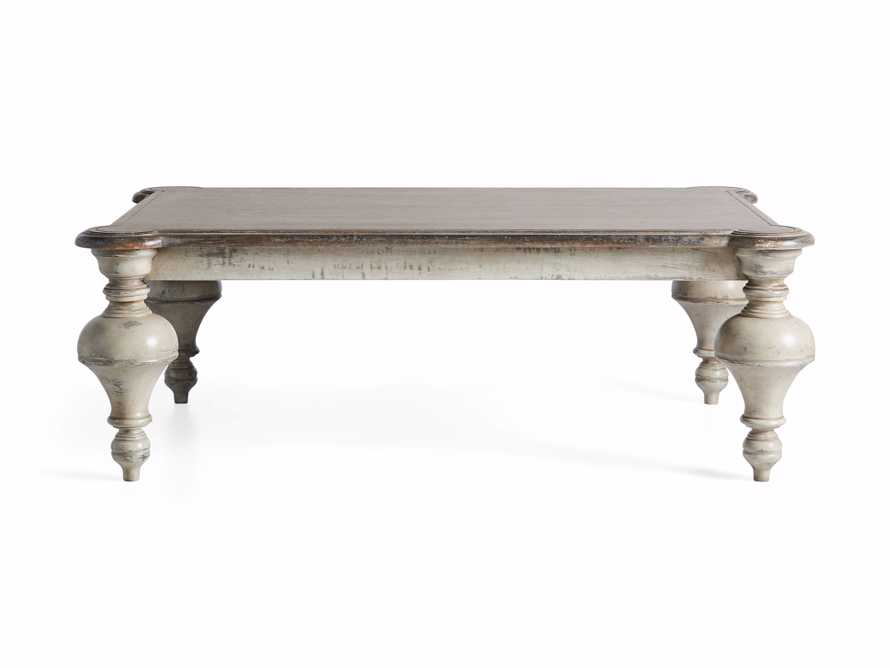 """Alessia Bell'Arte 51"""" Coffee Table, slide 6 of 7"""