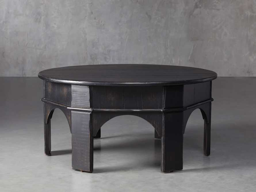 "Allegro 38"" Round Coffee Table, slide 2 of 6"