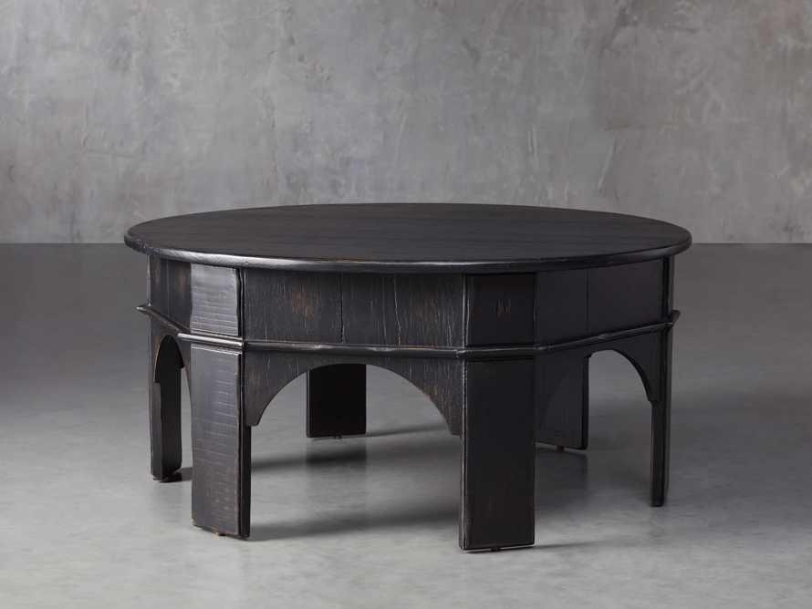 "Allegro 38"" Round Coffee Table, slide 3 of 6"