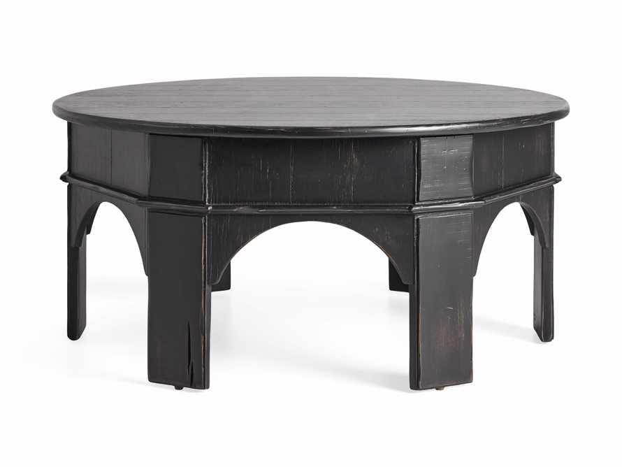 "Allegro 38"" Round Coffee Table, slide 6 of 6"