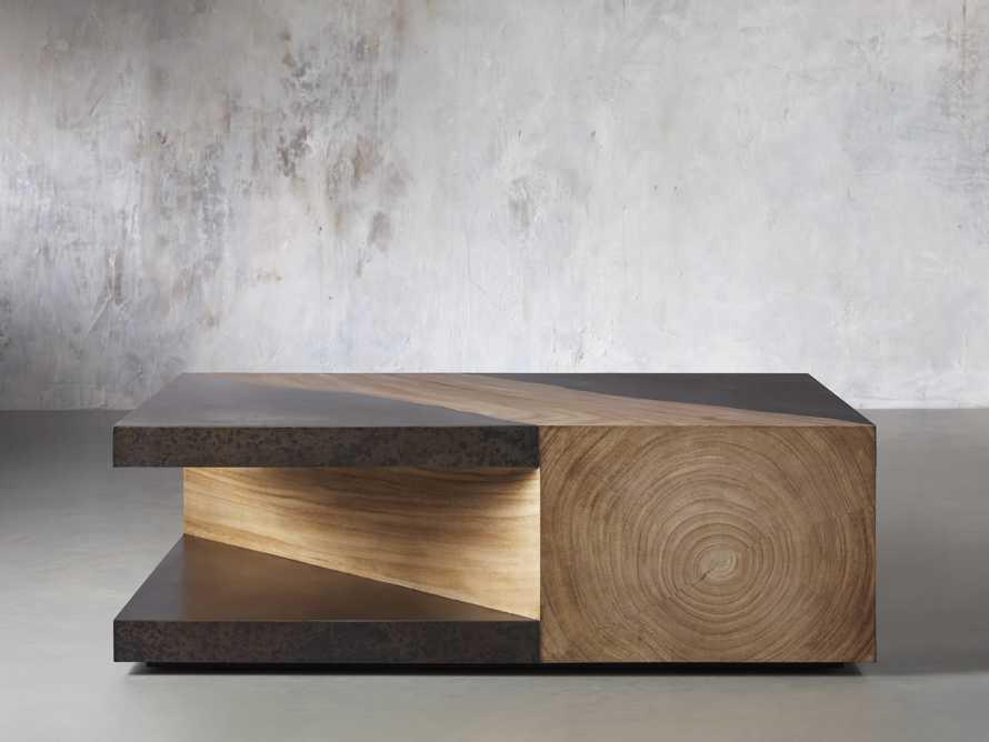 "Almeria 53"" Coffee Table, slide 1 of 5"