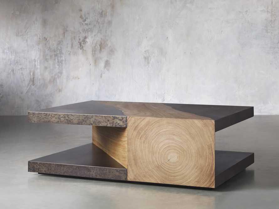"Almeria 53"" Coffee Table, slide 2 of 5"