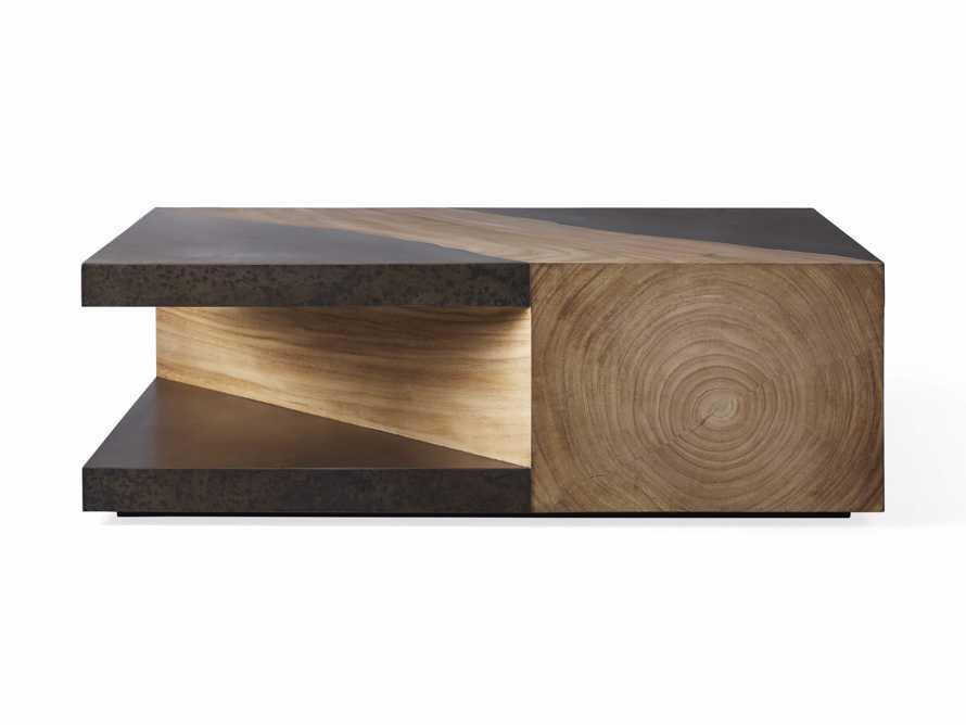"Almeria 53"" Coffee Table, slide 4 of 5"