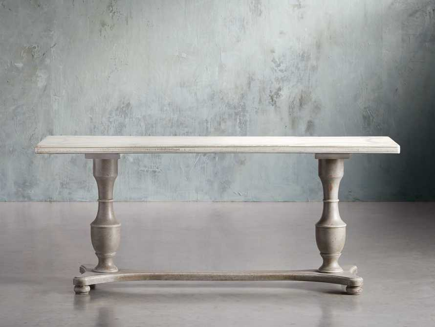 "Antonia 71"" Bell'Arte Console Table, slide 2 of 10"